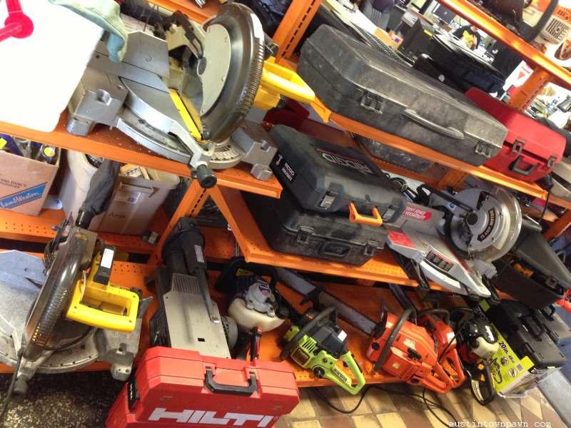 Miter Saws / Chain Saws